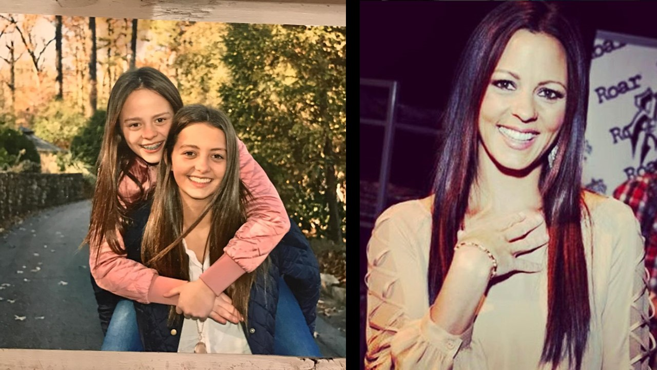 sara evans daughters