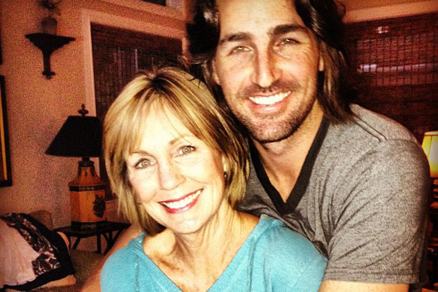 jake owen mom