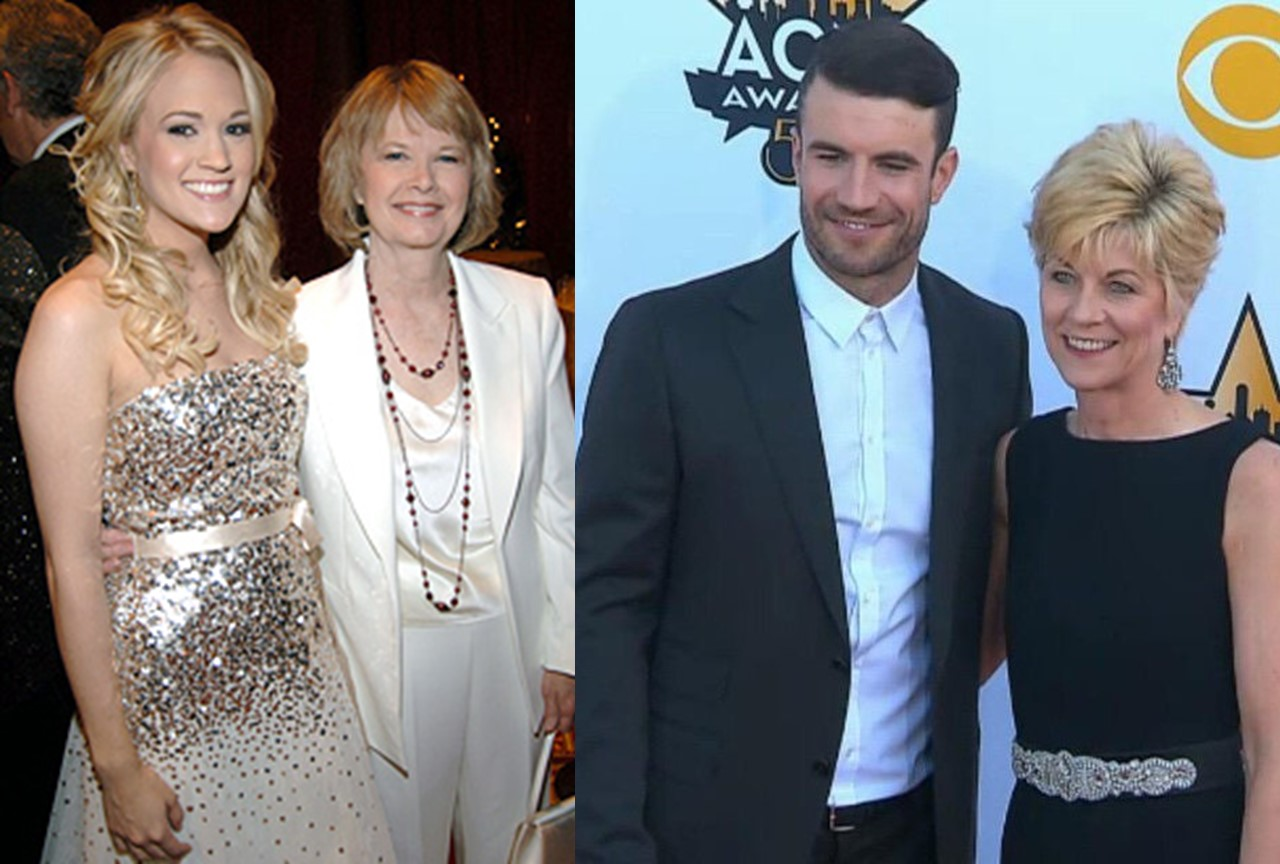 Country Music Stars Mothers