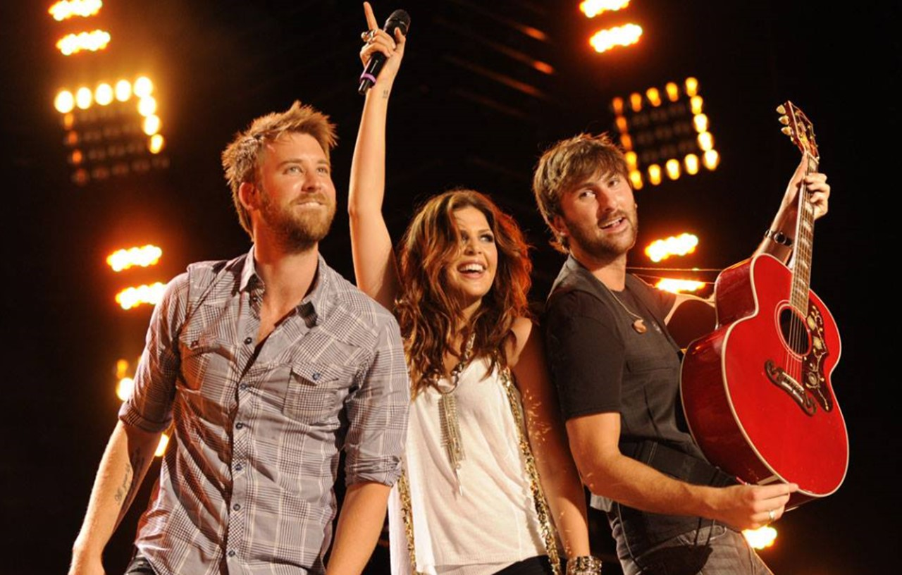 Lady Antebellum You Look Good Tour  June