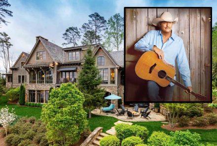 Take A Tour Of Alan Jacksons Breathtaking Georgia Estate