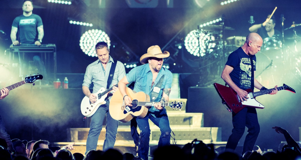 """Jason Aldean """"They Don't Know"""""""