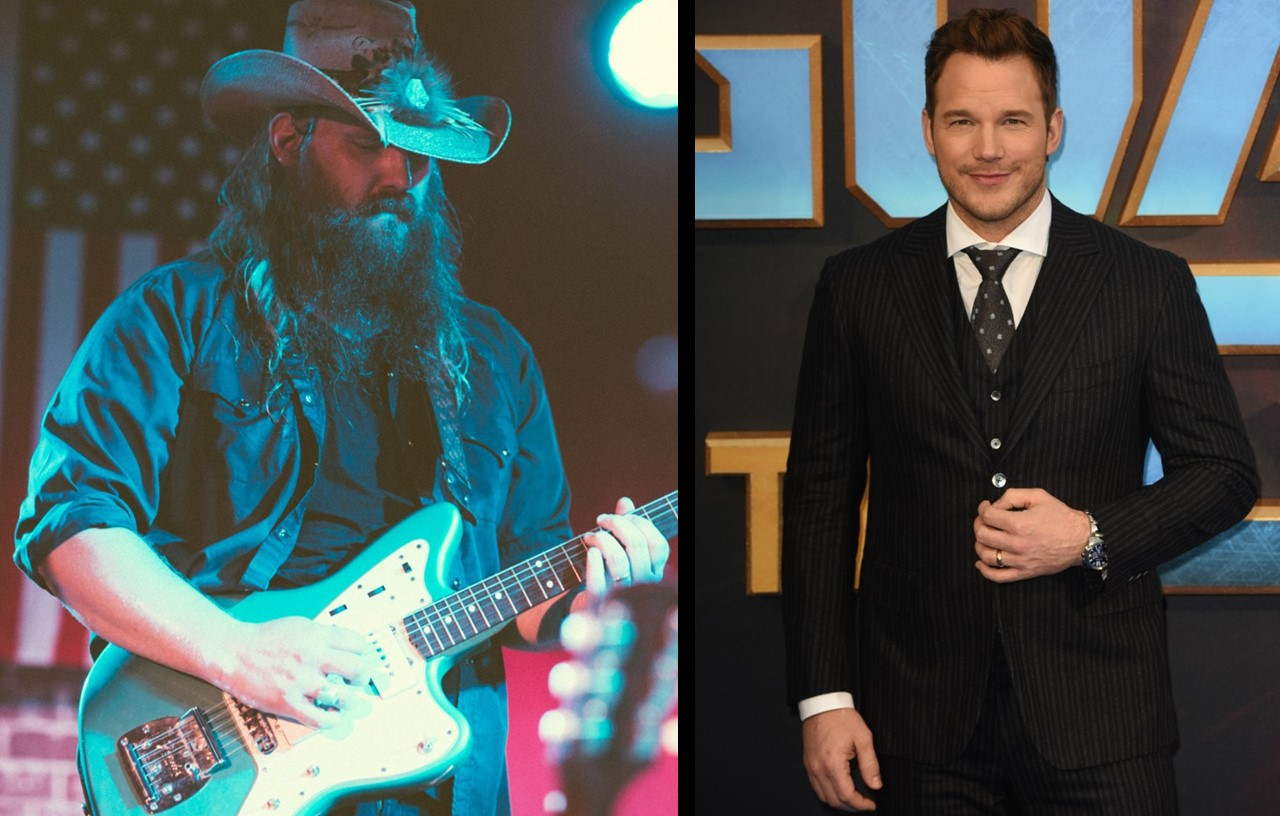 chris stapleton chris pratt