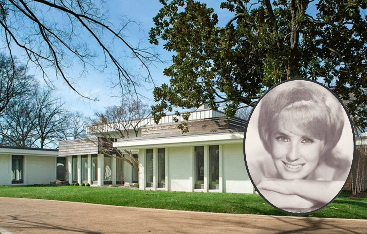"Inside Tammy Wynette's Estate ""First Lady Acres"" [Photos]"