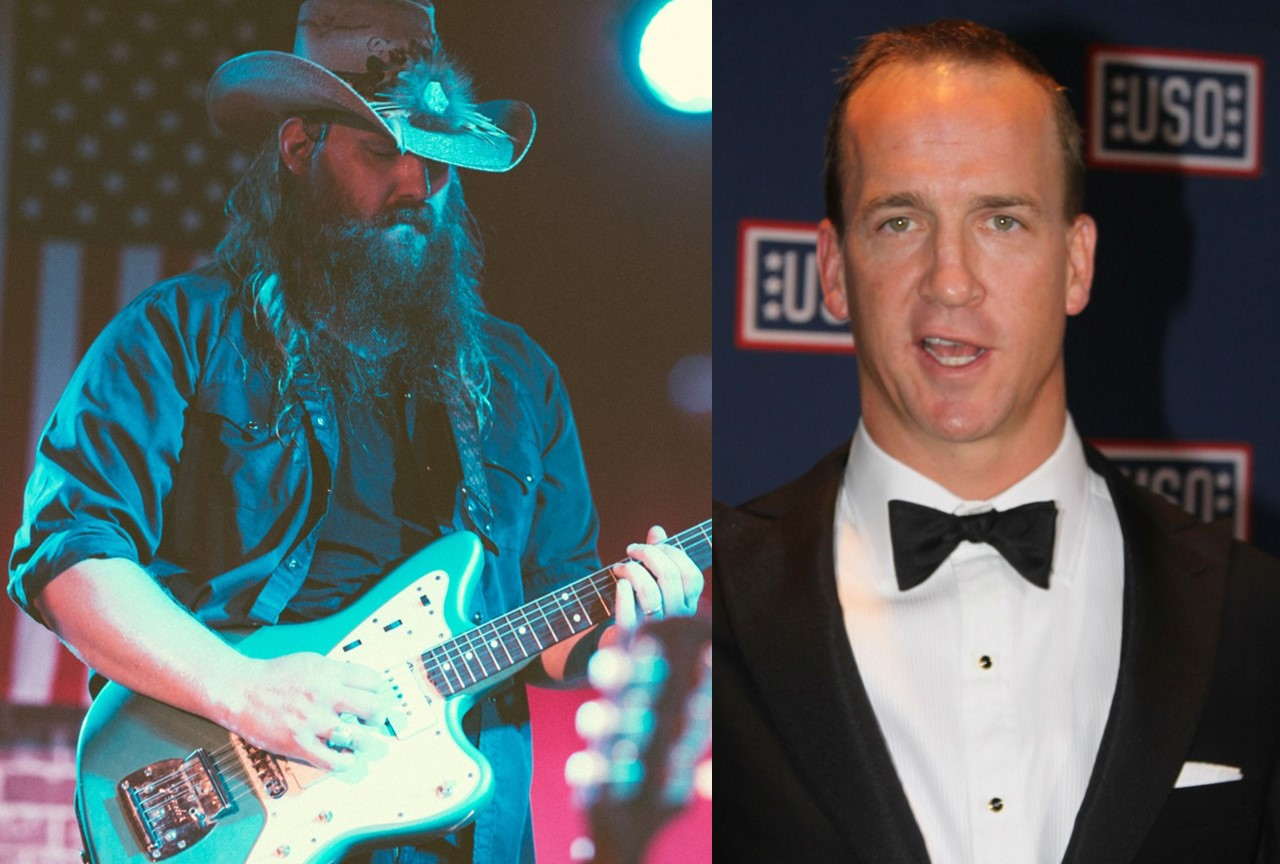 chris stapleton peyton manning