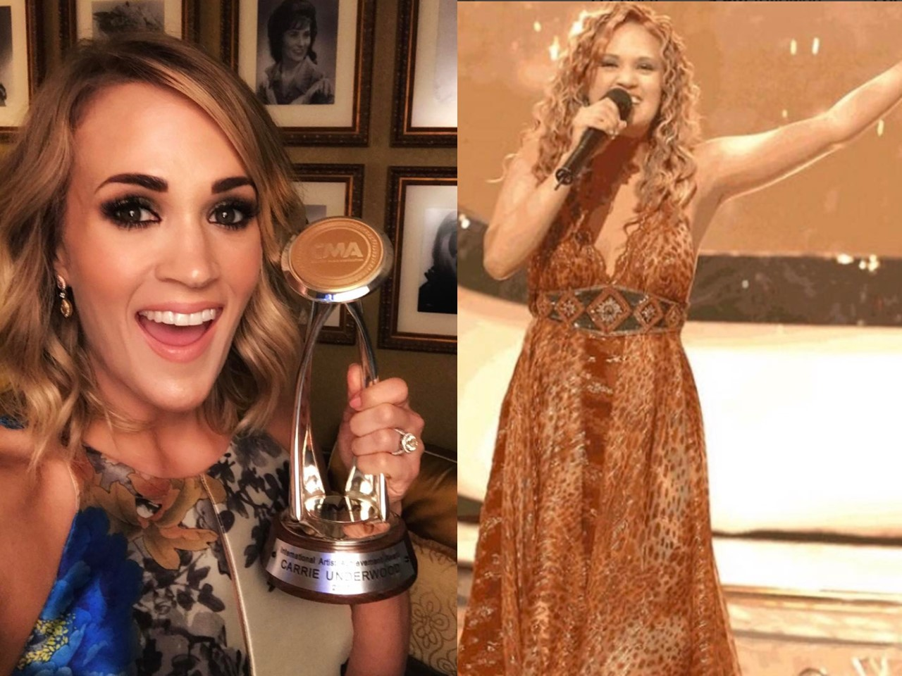 12 Year Anniversary Of Carrie Underwood S American Idol Win