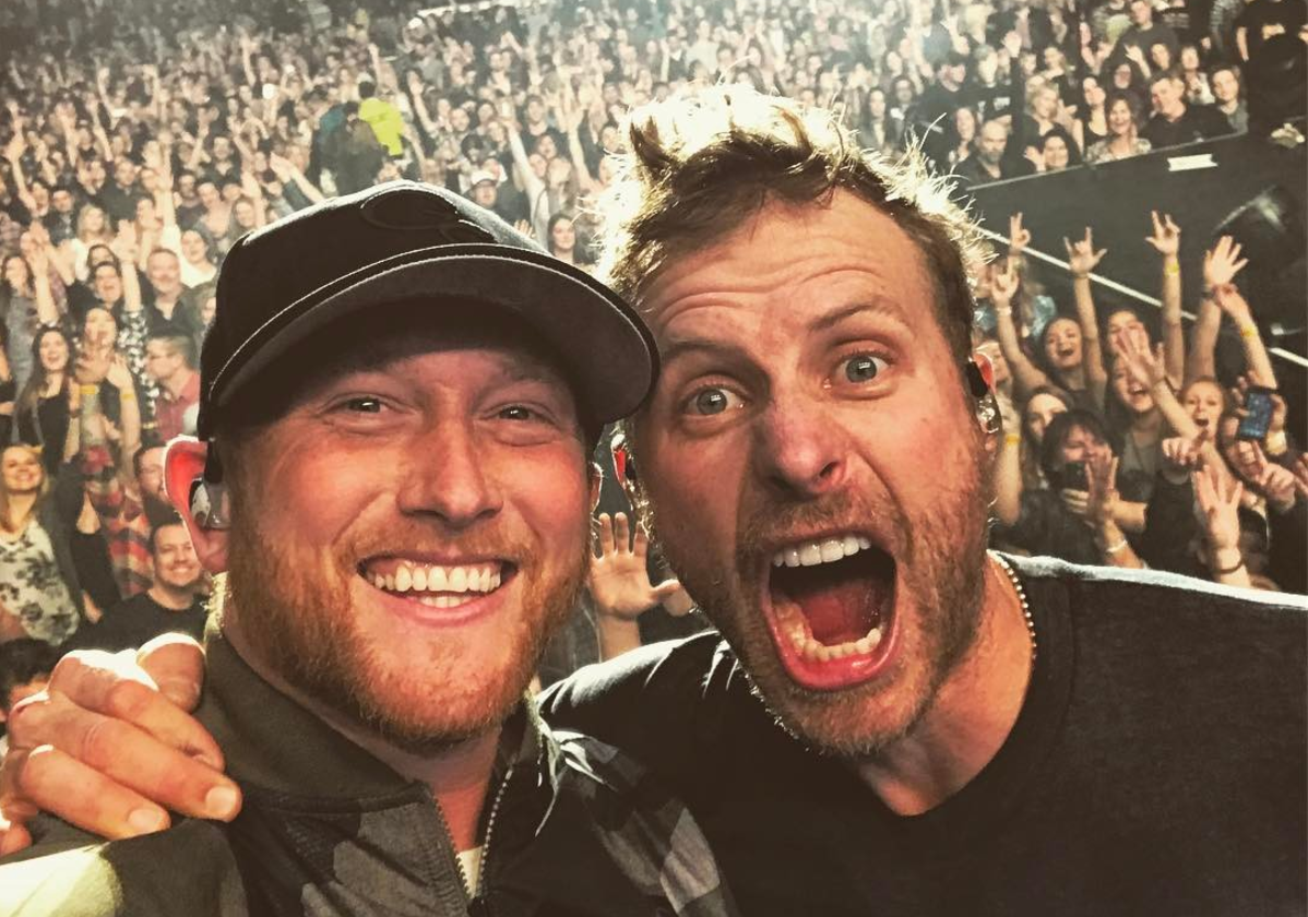 COLE SWINDELL DIERKS BENTLEY