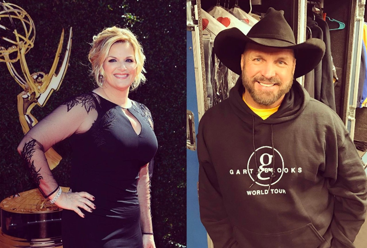 Garth Brooks Trisha Yearwood Link Marriage With Career