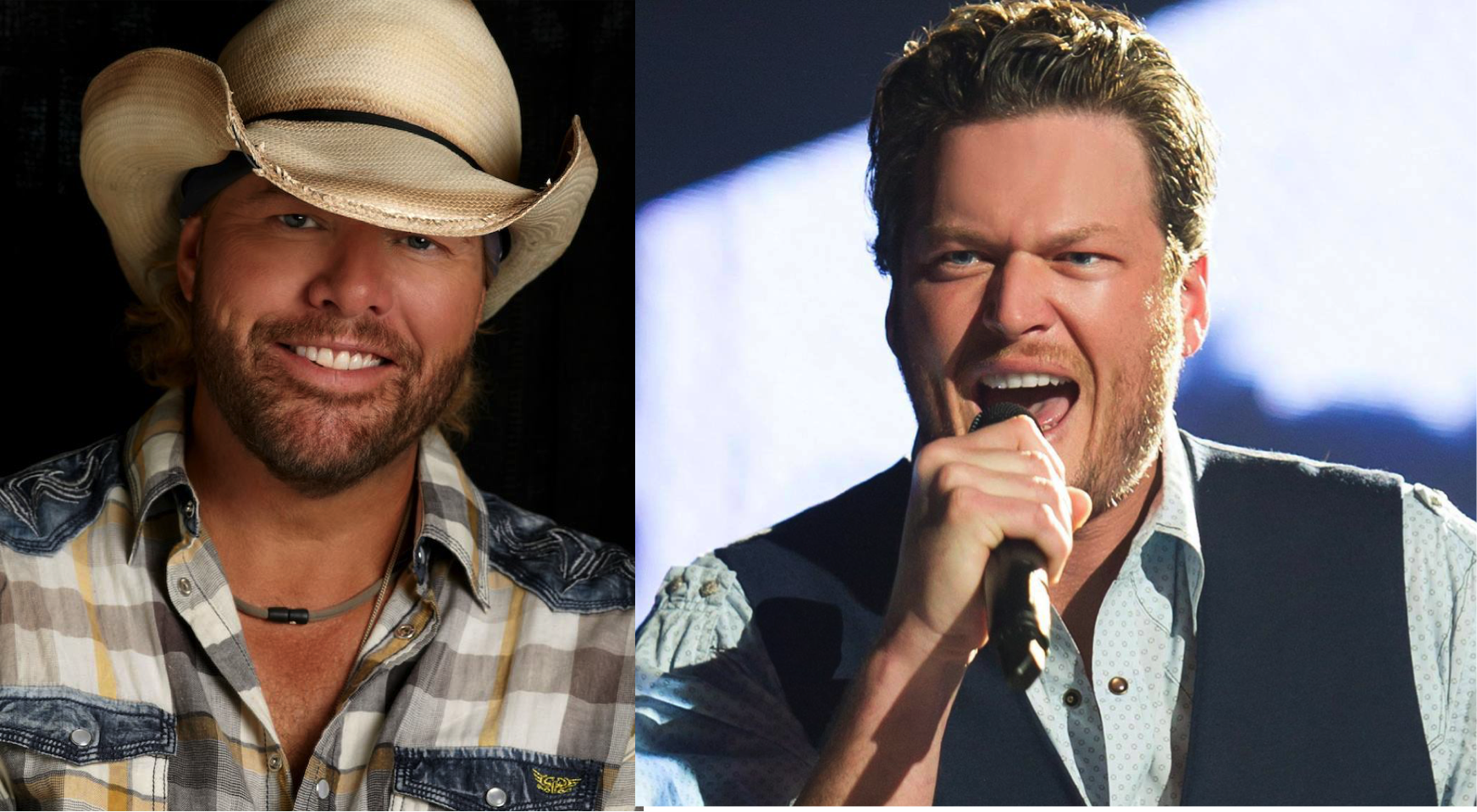 This Toby Keith Song Was Almost Given to Blake Shelton