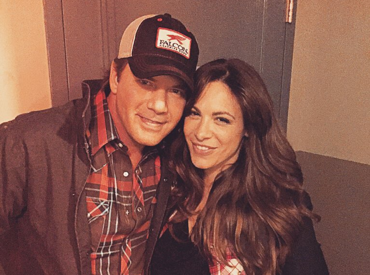 Meet Rodney Atkins' Wife Rose