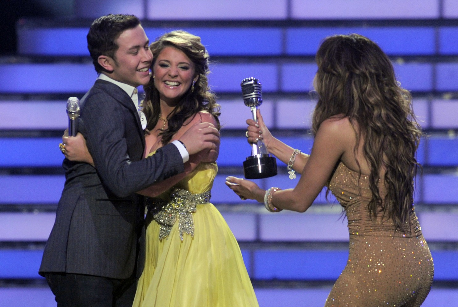 Scotty McCreery Lauren Alaina American Idol