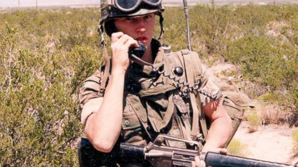 Craig Morgan Military