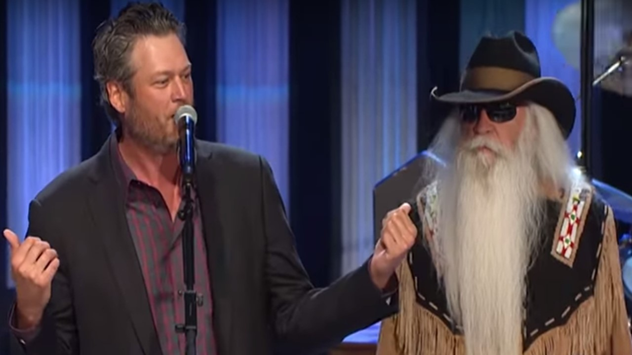 blake shelton the oak ridge boys