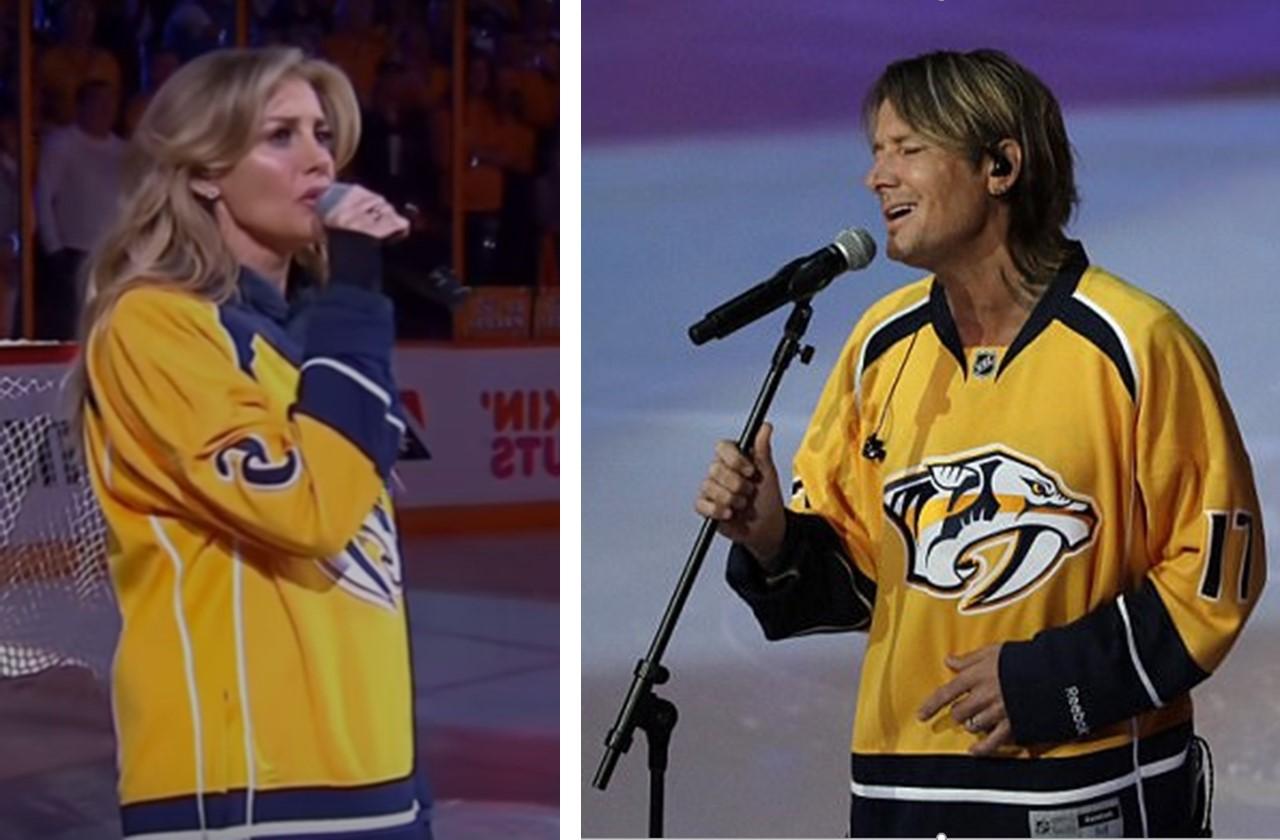 nashville predators national anthem