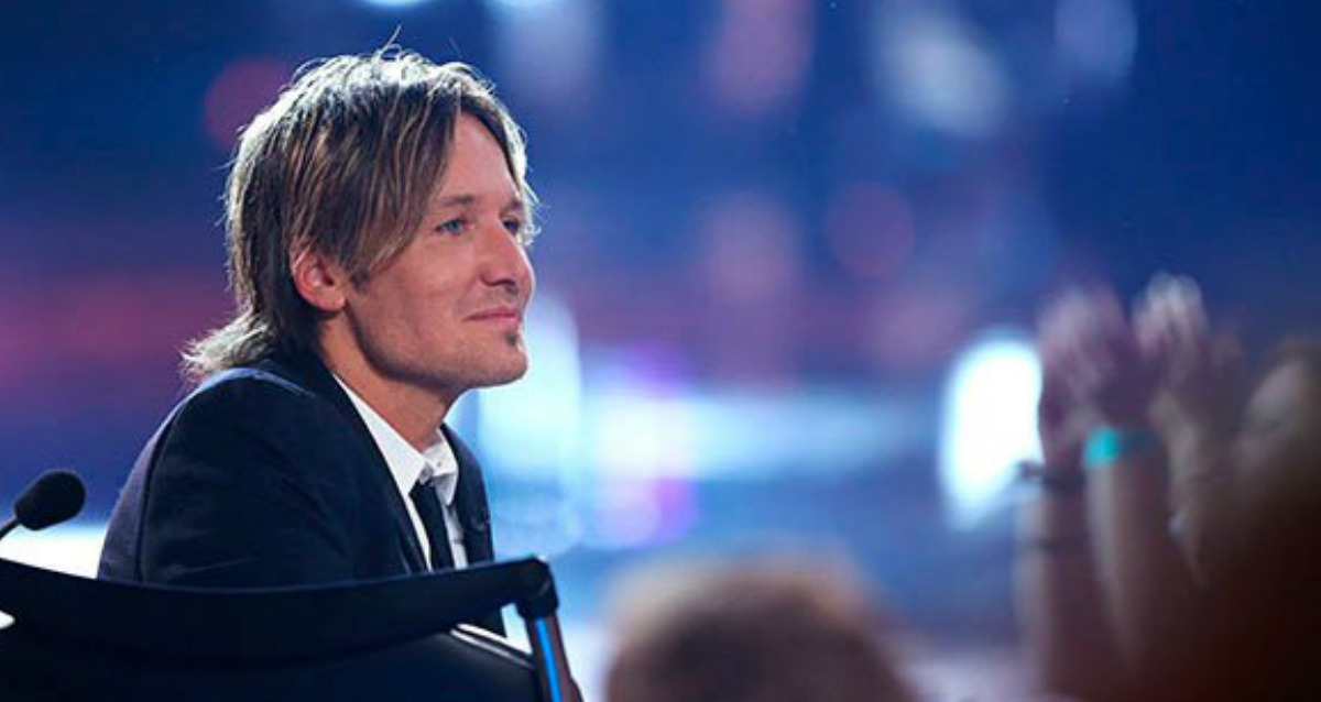 Keith Urban on American Idol