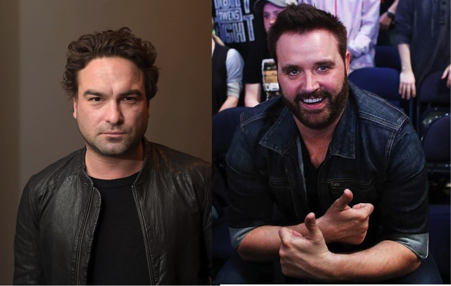 Johnny Galecki randy houser