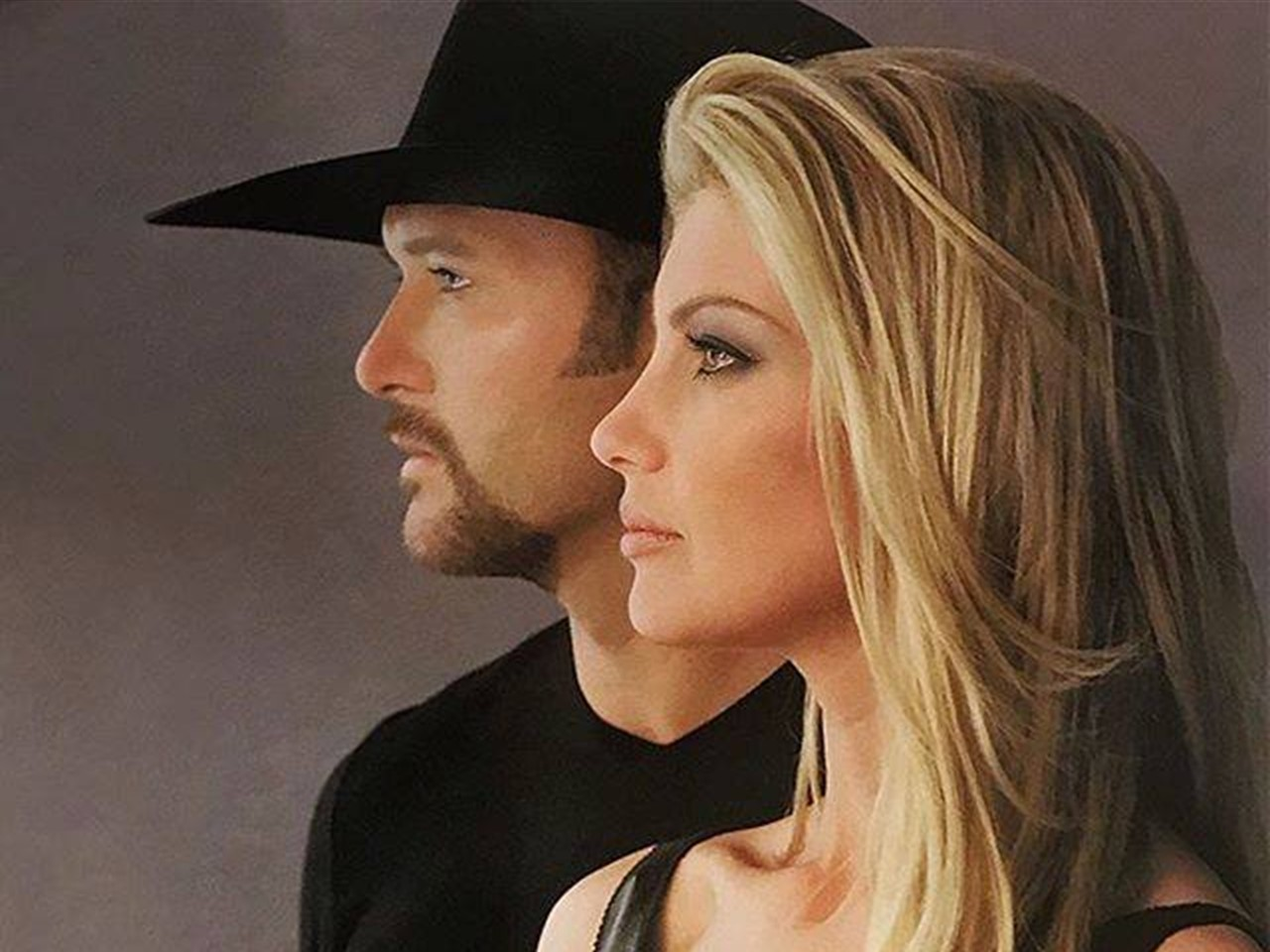 Faith Hill Would 'Pack Her Bags' If Tim McGraw Ever Did