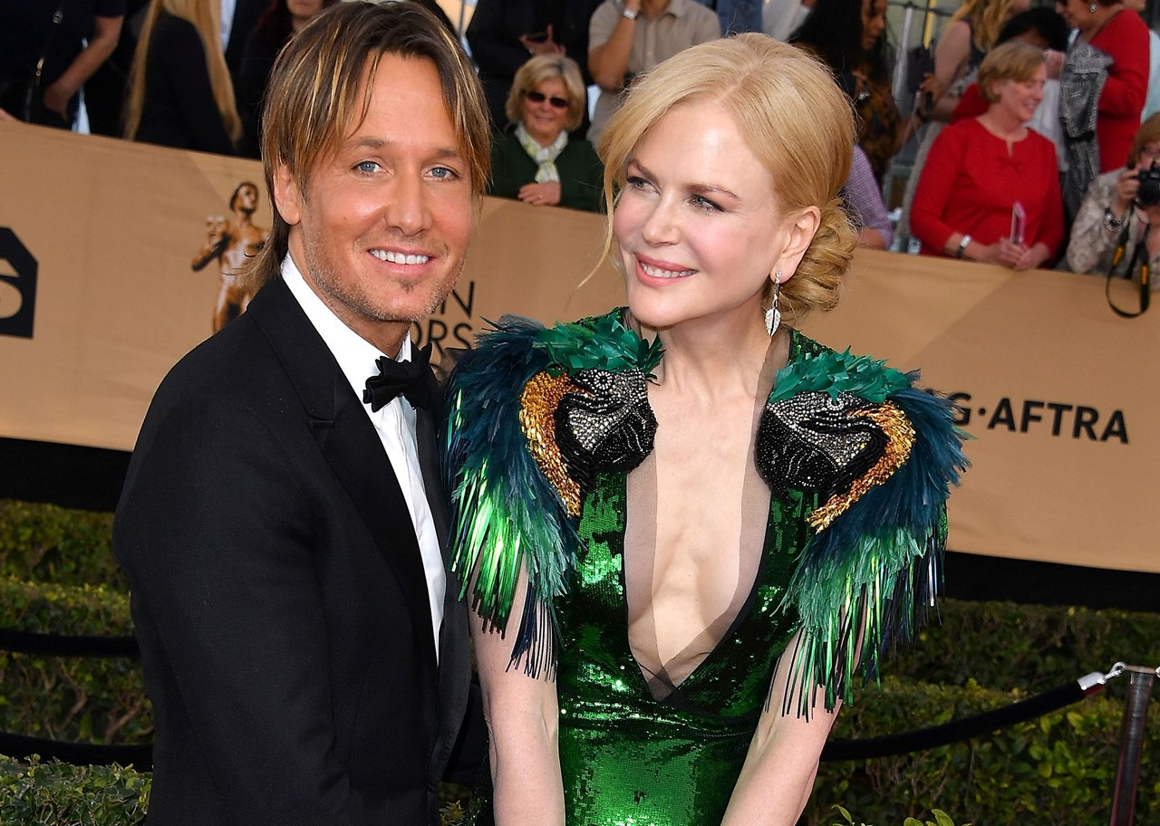 Nicole Kidman Keith Urban Anniversary: Keith Urban & Nicole Kidman Ring In 11th Wedding Anniversary