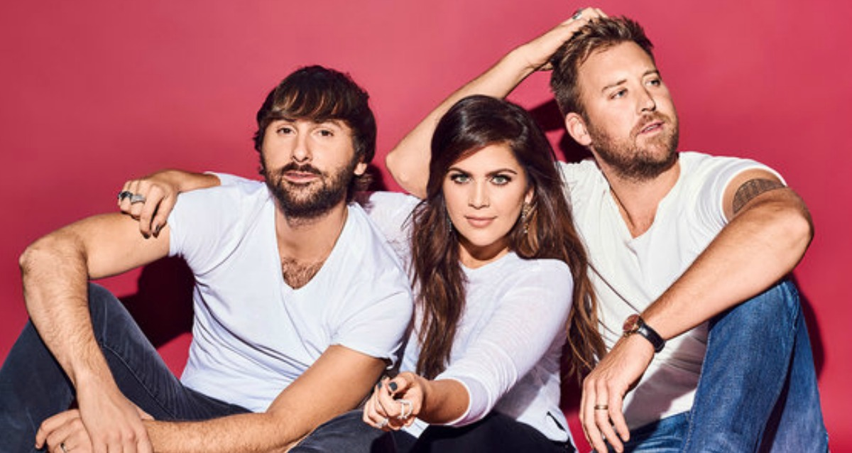 Lady Antebellum Almost Named after a Cracker Barrel Menu Item