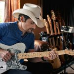 Brad Paisley Teams Up with Fender For New Guitar