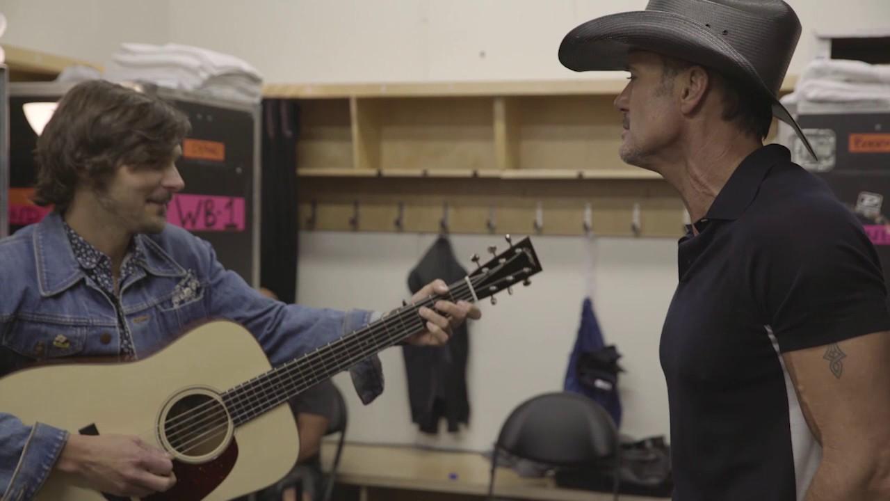 Tim McGraw Rhinestone Cowboy