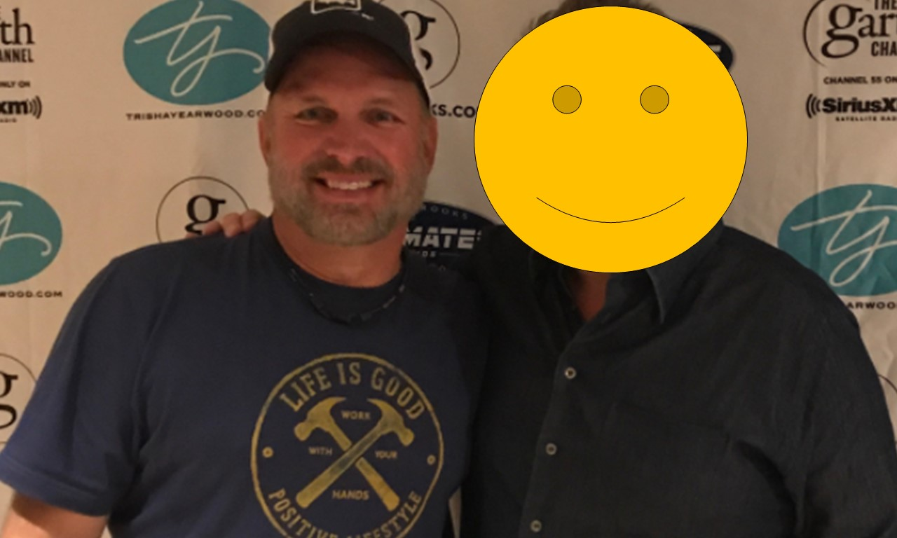 garth brooks actor