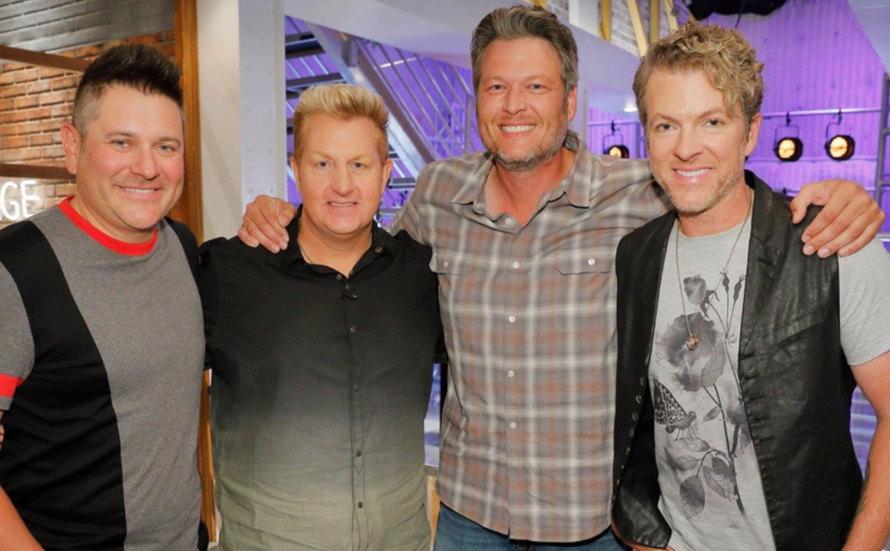 rascal flatts the voice