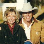 Chris LeDoux's Wife Peggy Rhoads