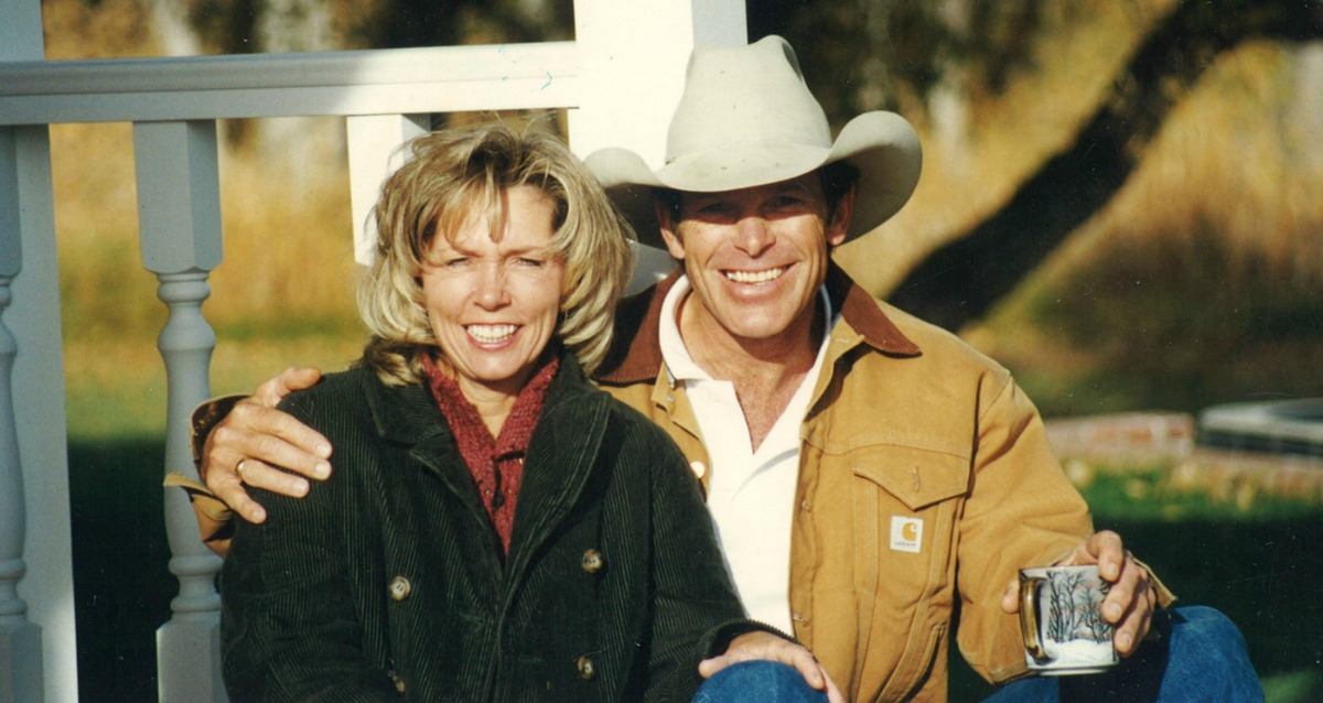Chris LeDoux's Wife Peggy Rhoads