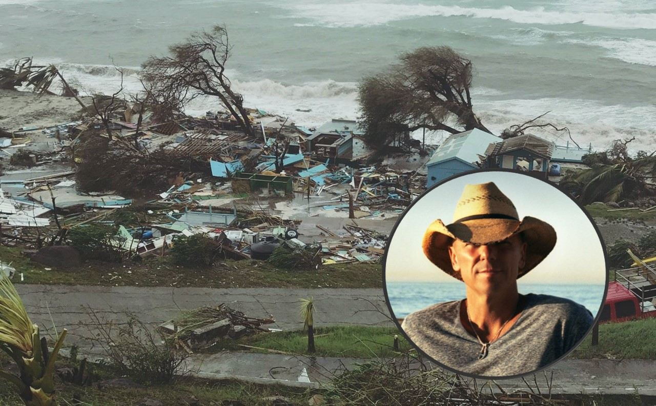kenny chesney hurricane irma