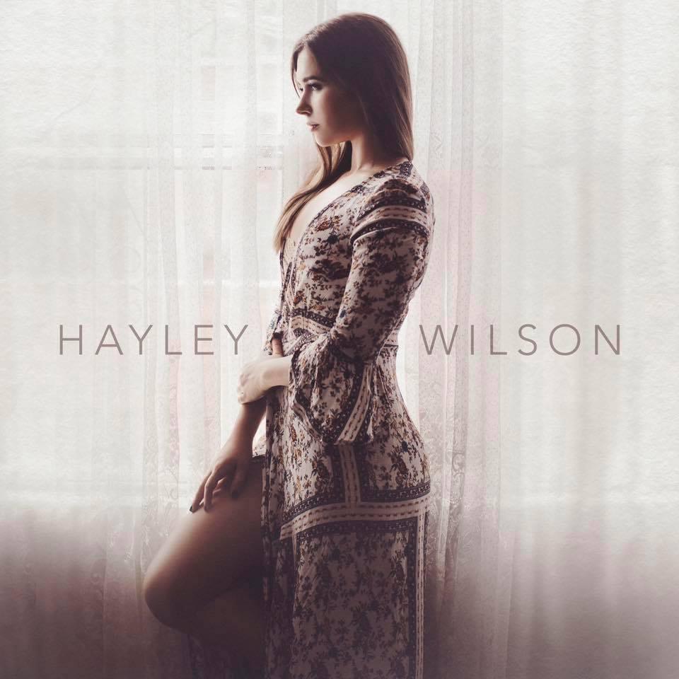 hayley Wilson album cover