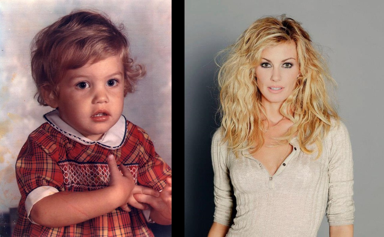 Happy 50th birthday faith hill for How old are faith hill s daughters