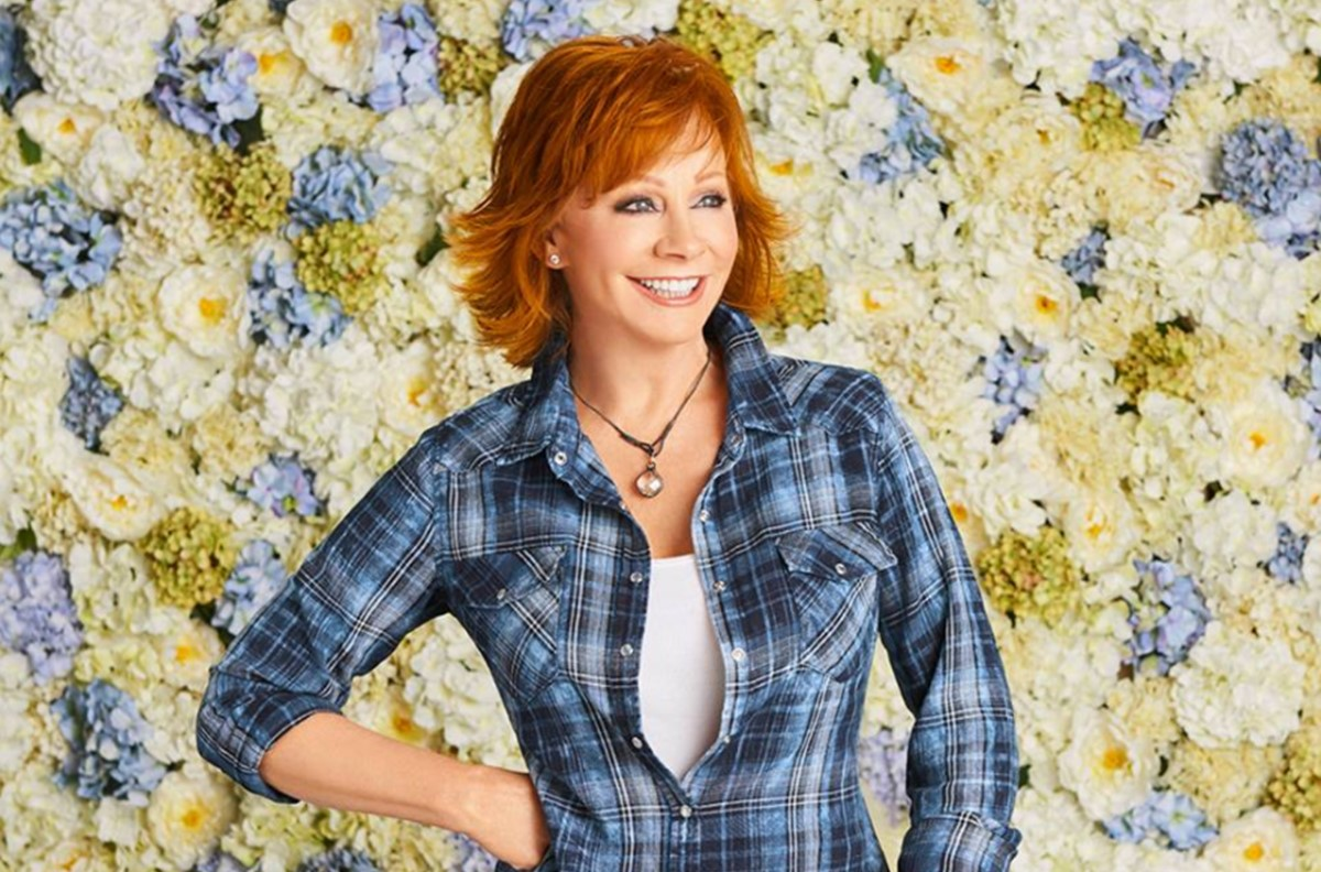 Reba McEntire & Justin Boot Company Pair Up for New Line
