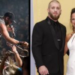 brantley gilbert wife baby