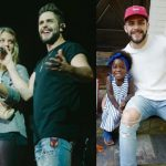 thomas rhett daughters