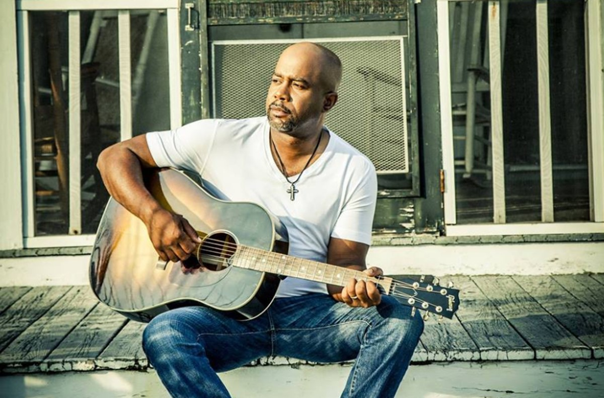 darius rucker album