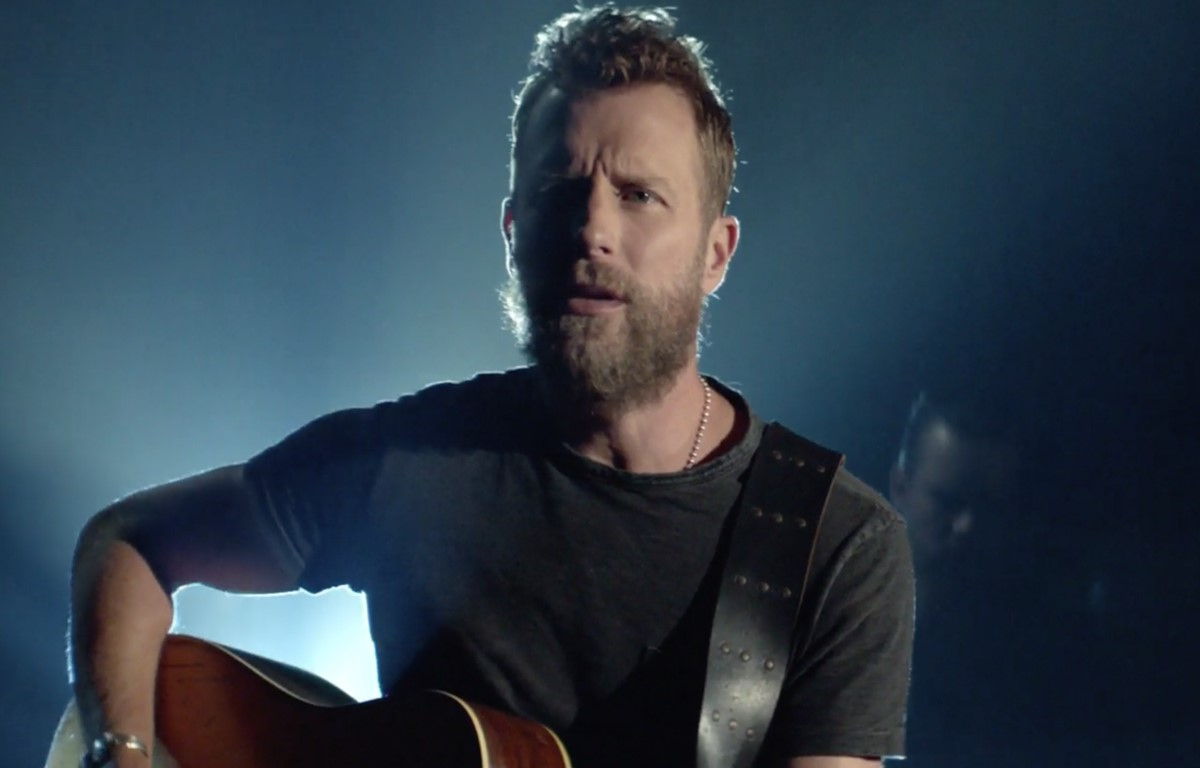 dierks bentley hold the light