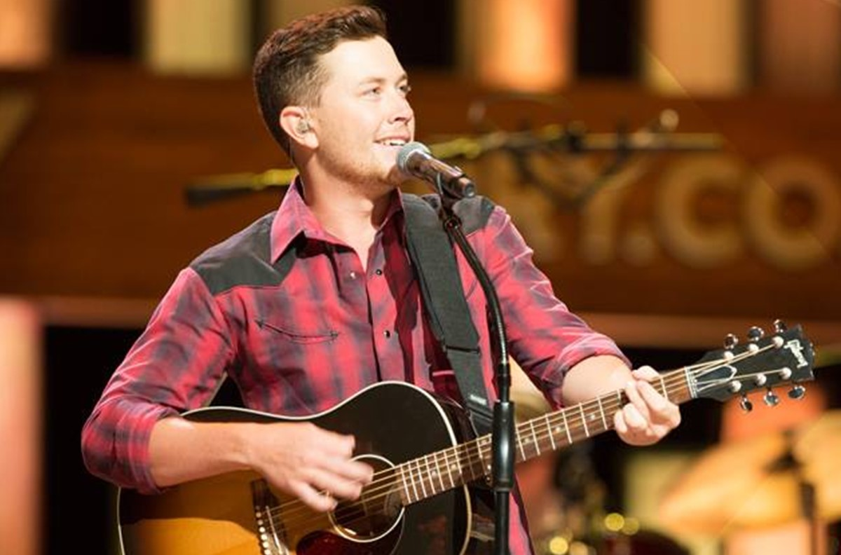 scotty mccreery grand ole opry