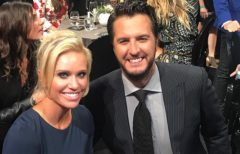 luke bryan wife engagement ring