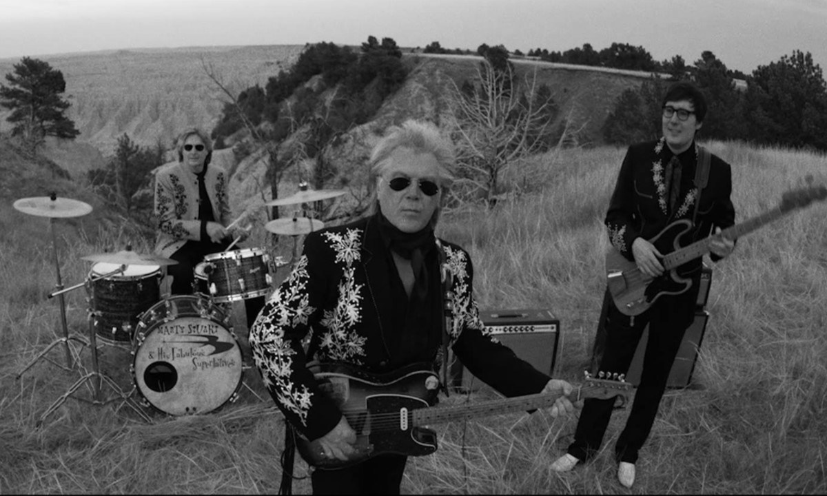Marty Stuart Time Don't Wait
