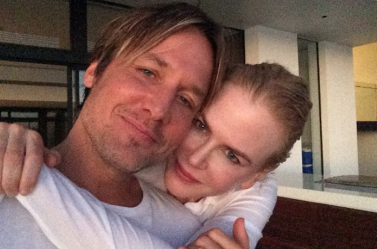 keith urban nicole kidman daughters