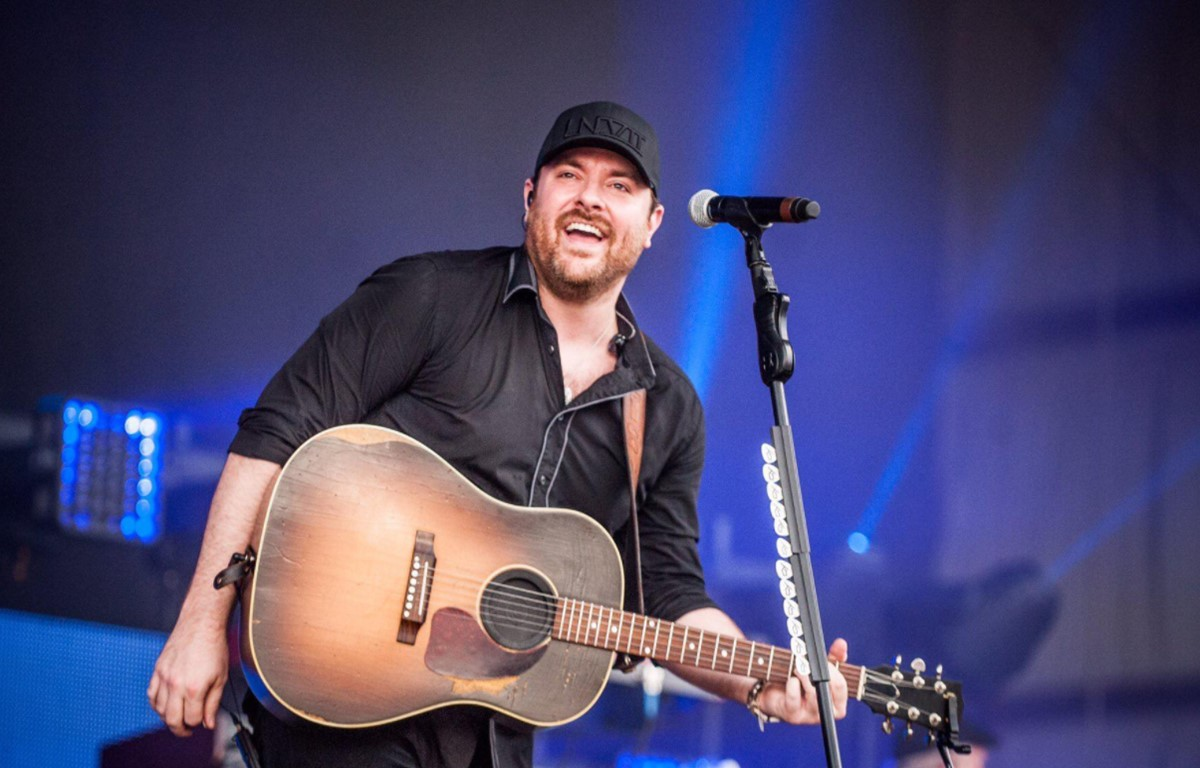 chris young on the road
