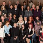 Kenny Rogers Celebrates Memories At Star-Studded Farewell Celebration [PHOTOS]