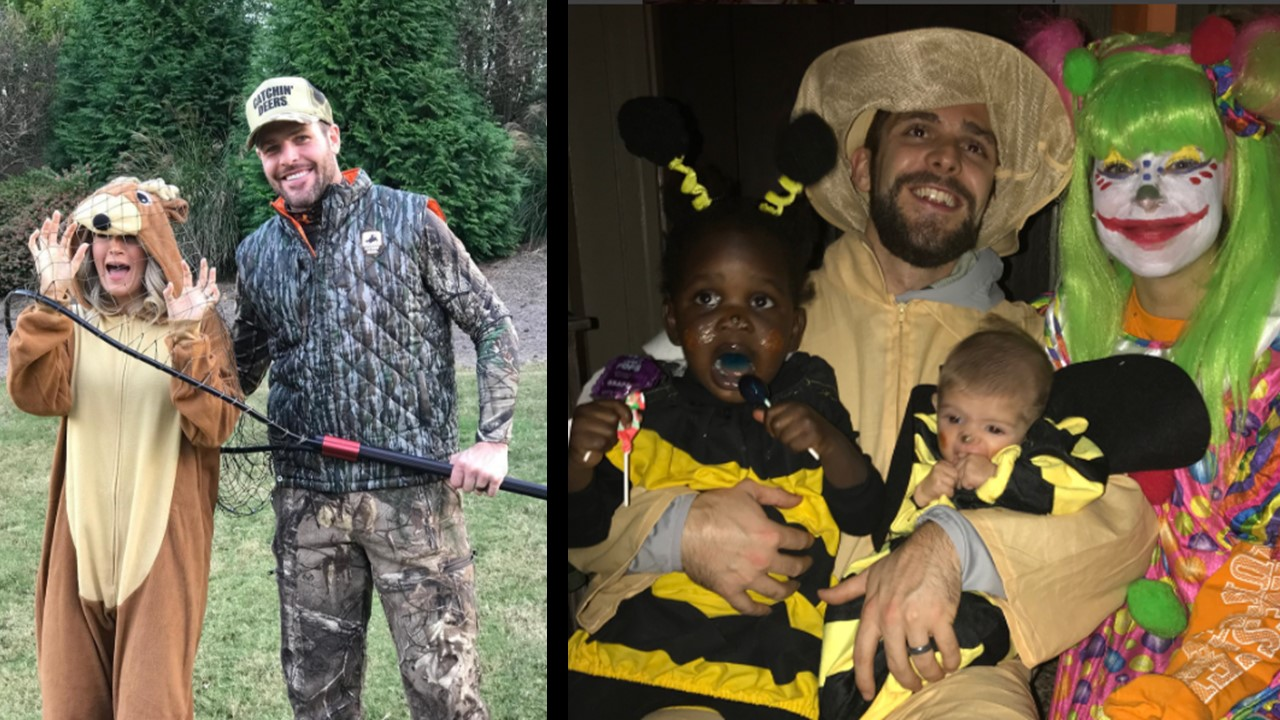 Country Music Stars Go BIG For Halloween Photo Gallery
