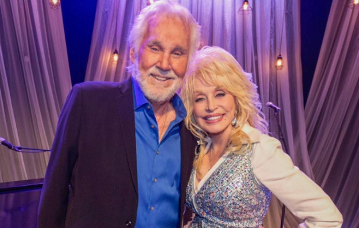 Dolly Parton Talks Friendship with Kenny Rogers