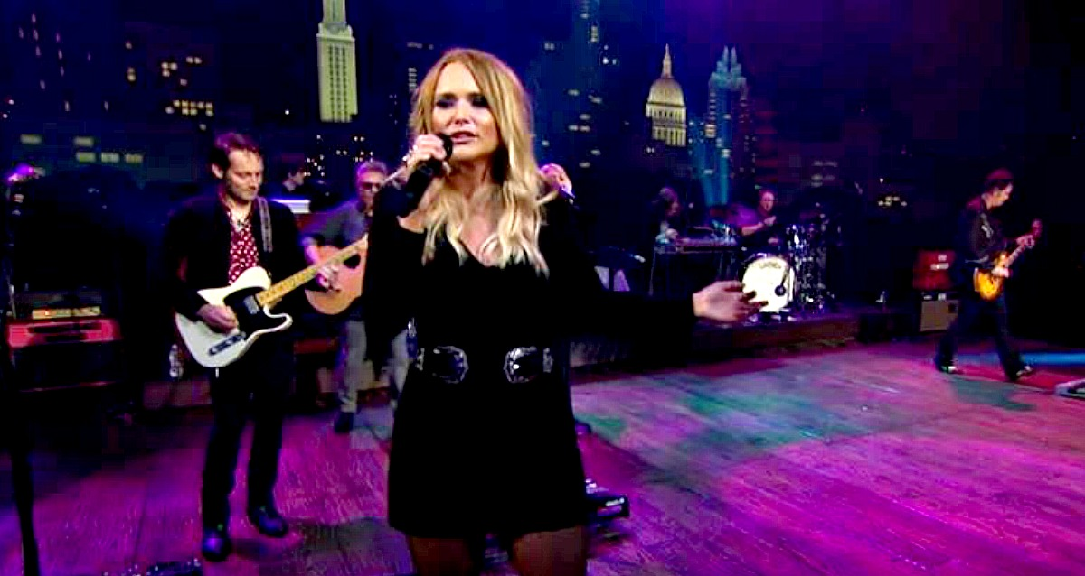 "WATCH Miranda Lambert Perform ""Tin Man"" and ""Automatic"" on Austin City Limits! [VIDEO]"