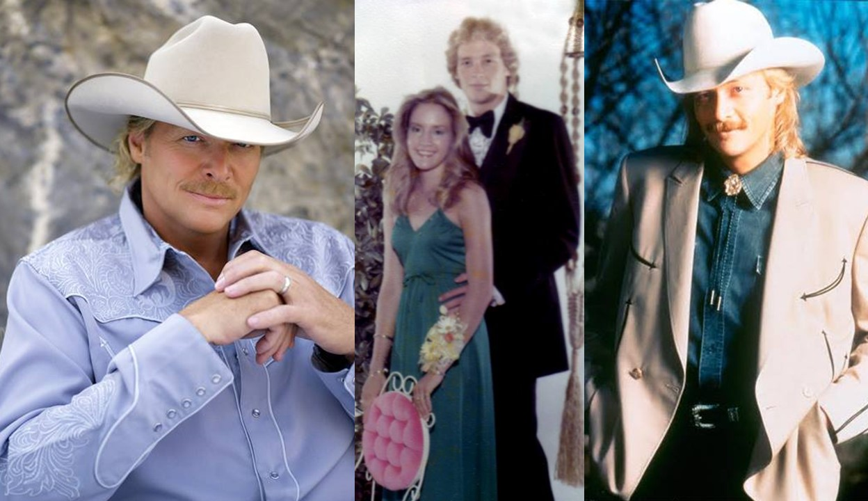 alan jackson the older i get music video