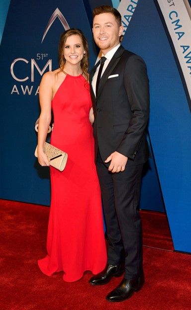 scotty mccreery gabi dugal 2017 cma awards