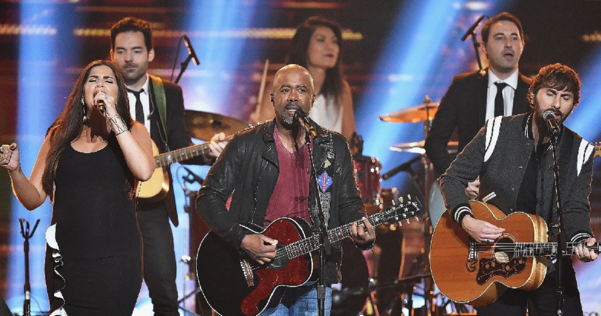 Darius Rucker 2017 CMA Awards