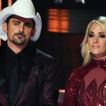 Brad Paisley Carrie Underwood 2017 CMA Awards